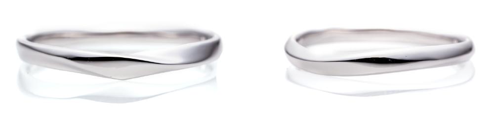 結婚指輪(マリッジリング)のアレンジイメージ