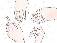 婚約指輪の流行の変遷