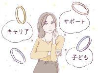 将来なりたい自分像から結婚指輪を選ぶ