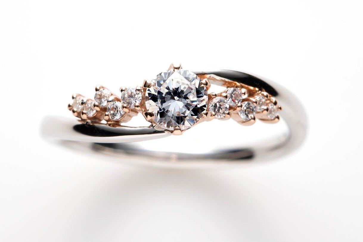 ラルム婚約指輪
