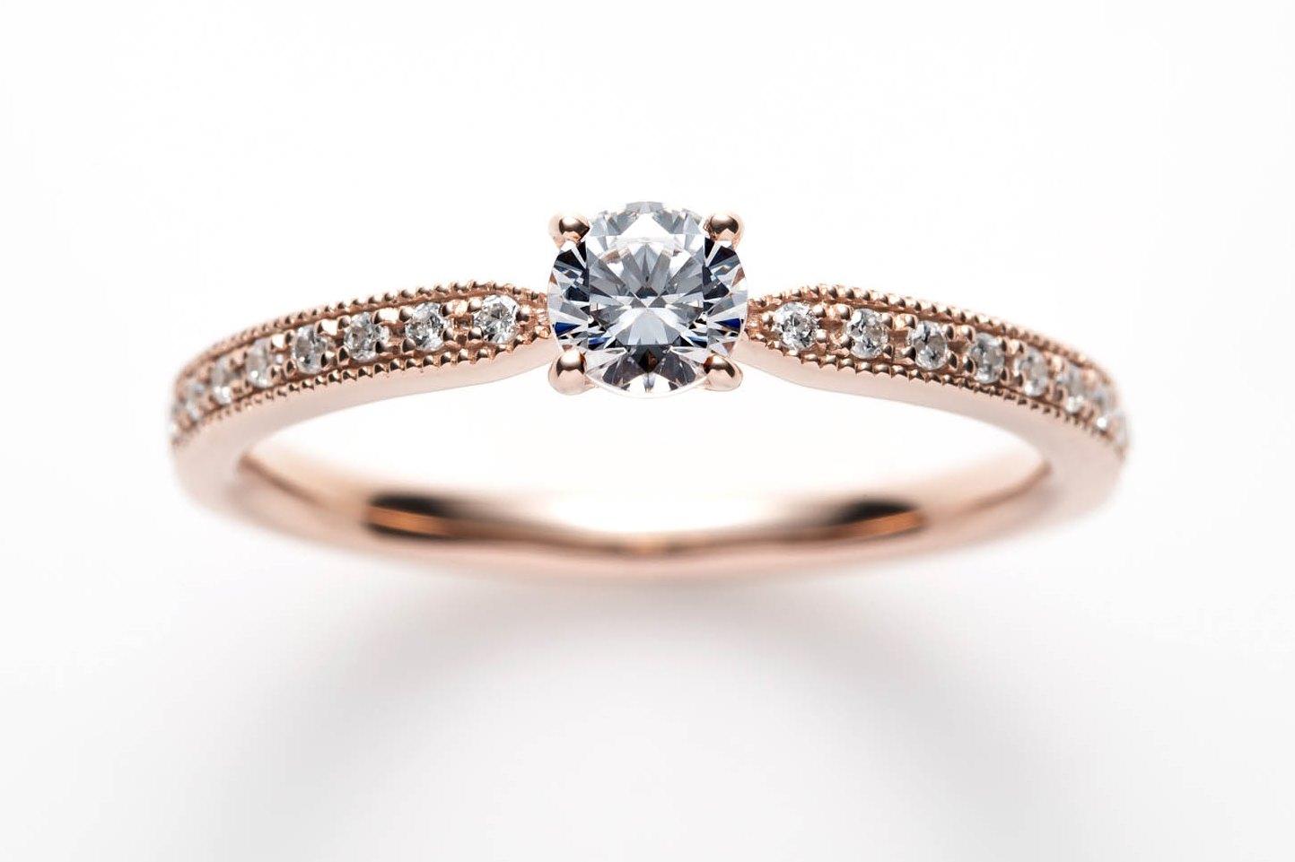 コパン婚約指輪